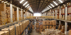 warehouse services:
